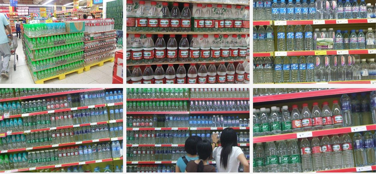 突围竞争激烈的矿泉水市场;
