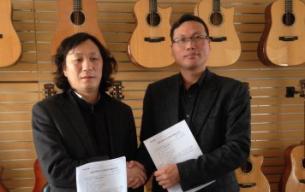 中擂国际品牌营销策划机构助力新雅乐器打造中国木吉他民族领导品牌